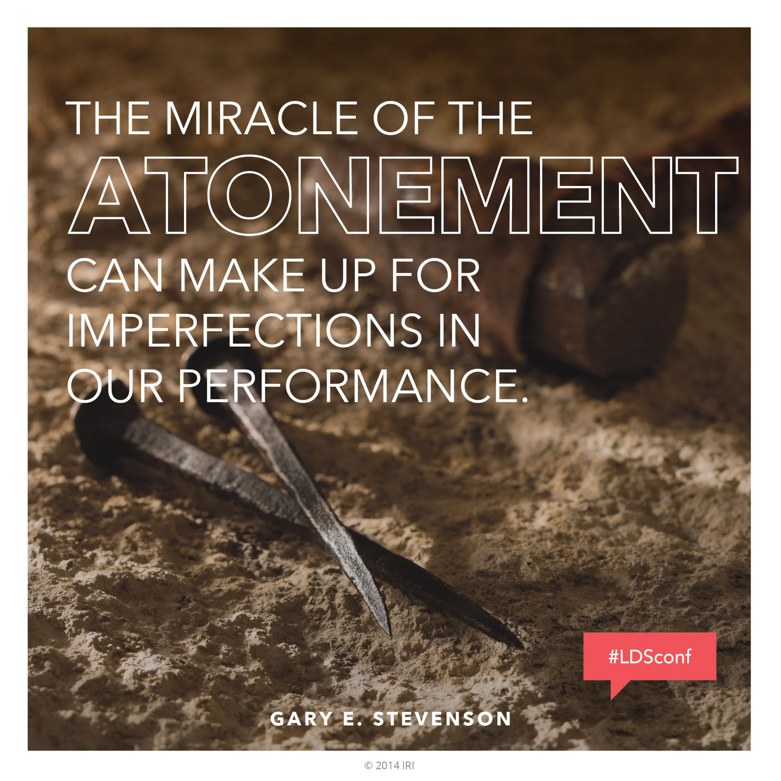 the miracle of the atonement