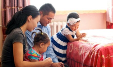 Family Prayer Will Never Be Out of Style