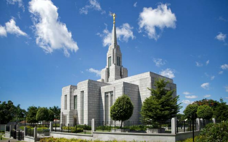 What are Mormon Temples?