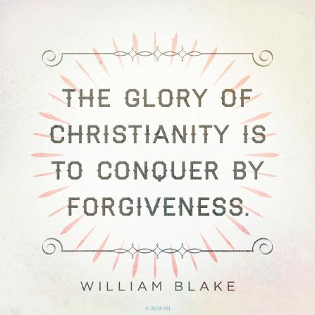 forgiveness meme by William Blake
