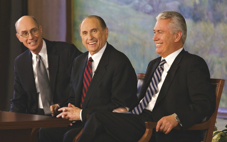 Why are Mormon Prophets and Apostles So Old?