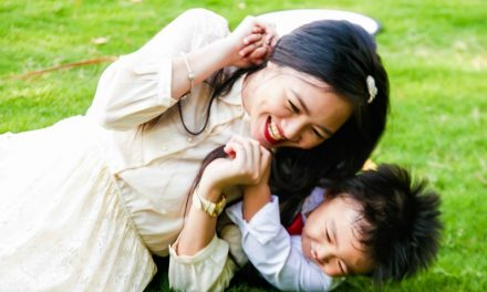 How Motherhood Helps Me Become a Better Person