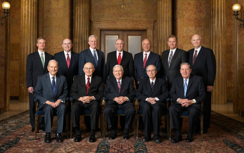 Portrait of the Quorum of the Twelve Apostles