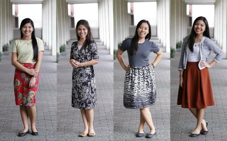 modest LDS women