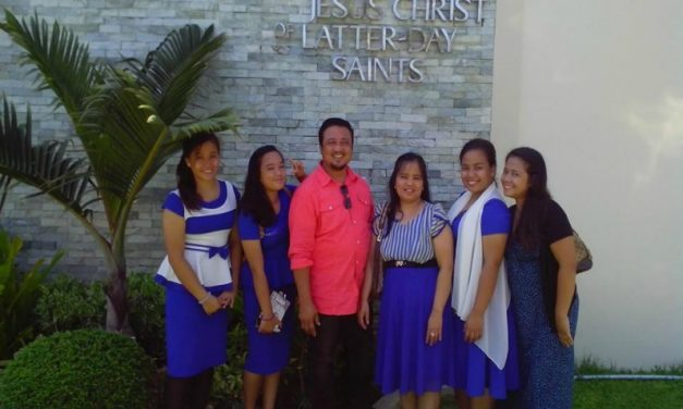 MY CONVERSION STORY: An Overseas Filipino Worker