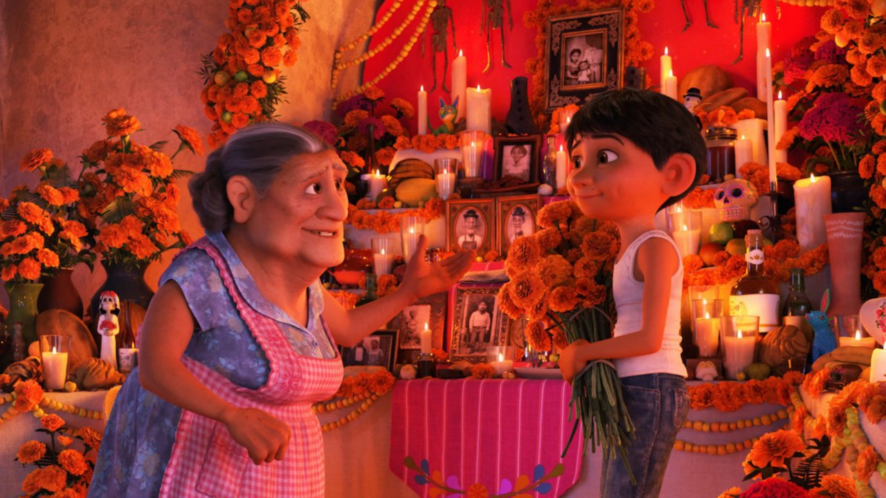 Disney movie Coco - Why is Family History Important