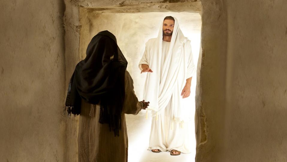 Mormons celebrate Holy Week remembering Christ.