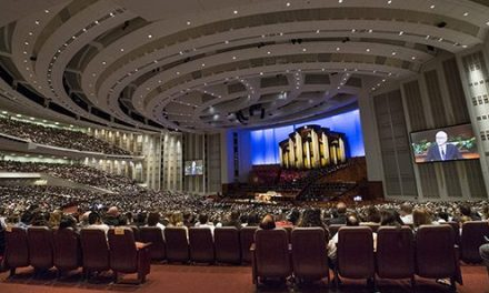 """""""Tarry Ye Here, and Watch With Me"""": An Invitation for a More Meaningful General Conference"""