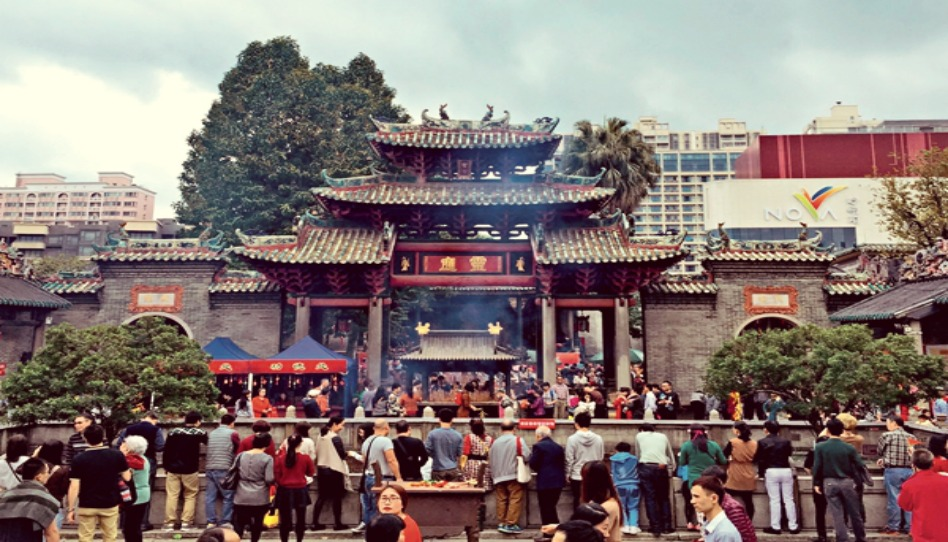experiencing chinese culture