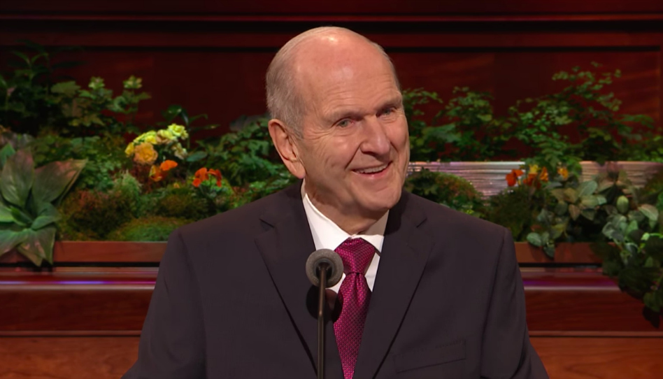 Mormon Prophet Explains How We All Can Speak With God