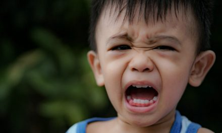 Don't Look: LDS Mothers' Plea When Their Kids Cry At Church