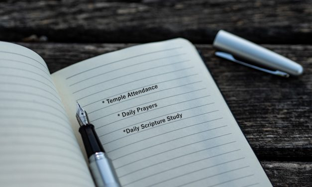 Living the Gospel: More Than Just Checking Items Off a Gospel Checklist