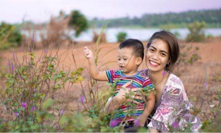 The Joy And Divinity of Motherhood