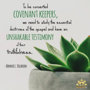 Keeping covenants